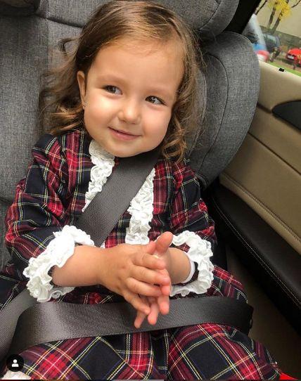 Amelie Nicole, un copil dorit