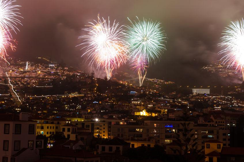 Destinații romantice pentru Revelion: Sărbătorește viața în Madeira