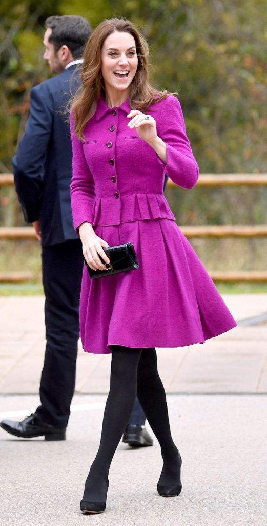 Kate Middleton e tot capricorn, fiind nascuta in 9 ianuarie
