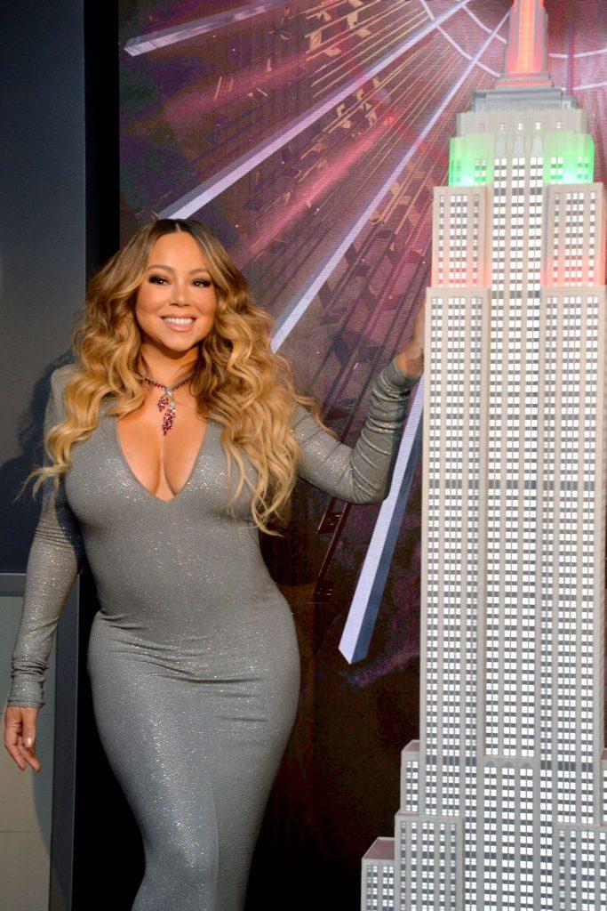 cea mai recenta aparitie a lui Mariah Carey