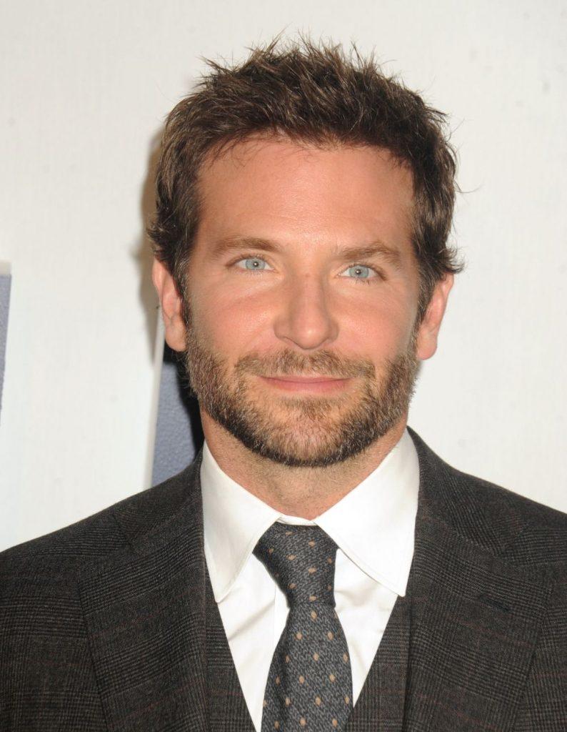 frumuselul Bradley Cooper e nascut in 5 ianuarie