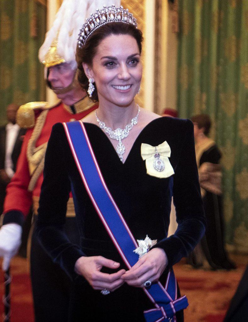 Kate Middleton, încă o apariție demnă de o adevărată prințesă. Ce omagiu i-a adus din nou prințesei Diana