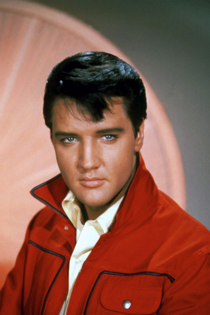 insusi regele Elvis Presley era nascut in 8 ianuarie