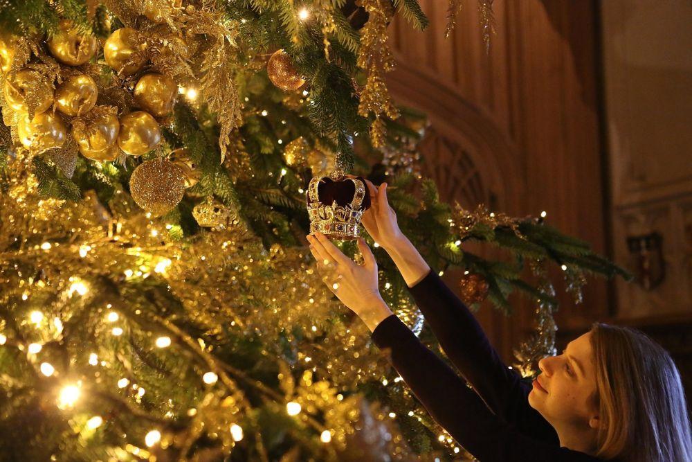 ornament cu adevarat regal