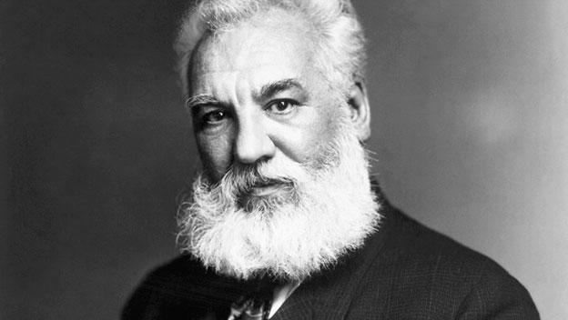 Cine a inventat telefonul - Alexander Graham Bell