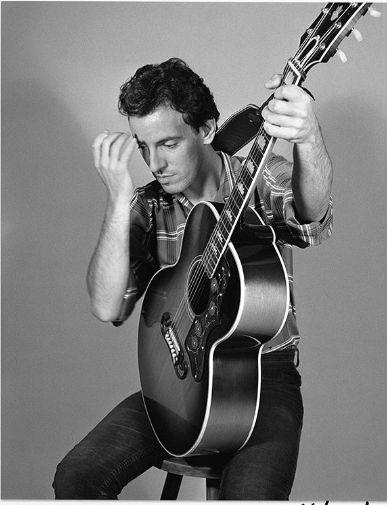 Bruce Springsteen, cu ani in urma