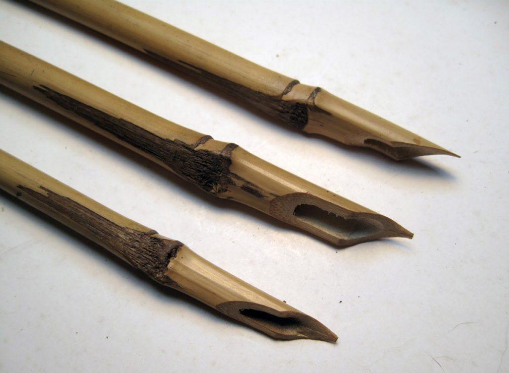 Cine a inventat stiloul - Primele instrumente de scris