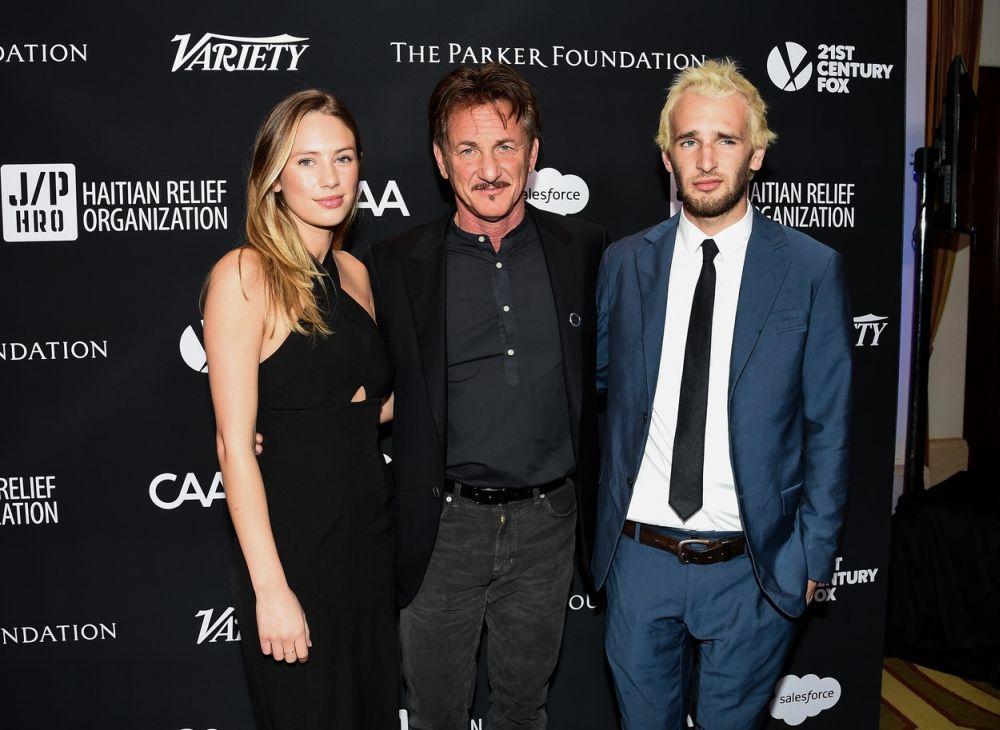 Sean Penn, adeptul parentingului dur