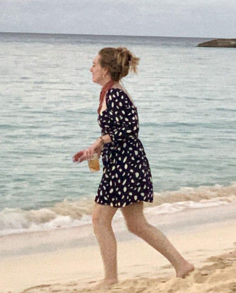 dupa atata sport si dieta, Adele a mers intr-o binemeritata vacanta