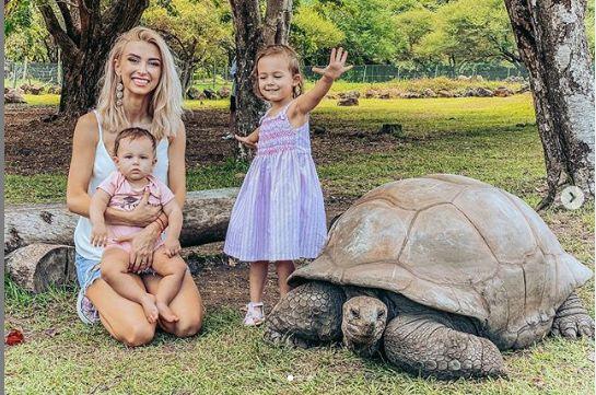 in vizita la zoo