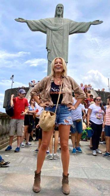 la una dintre principalele atractii din Rio de Janeiro