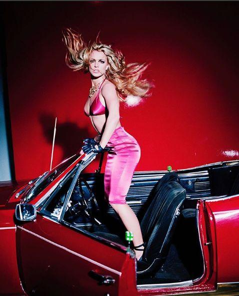 Britney Spears - 1,64 de metri