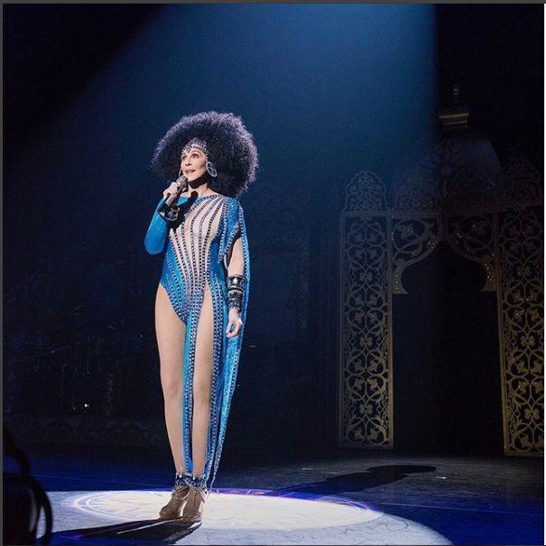 Cher are 1,75 metri