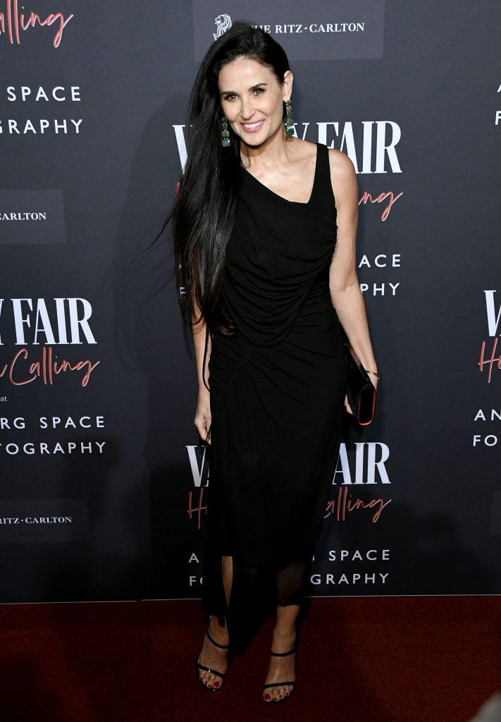 Demi Moore, o femeie cu adevarat frumoasa