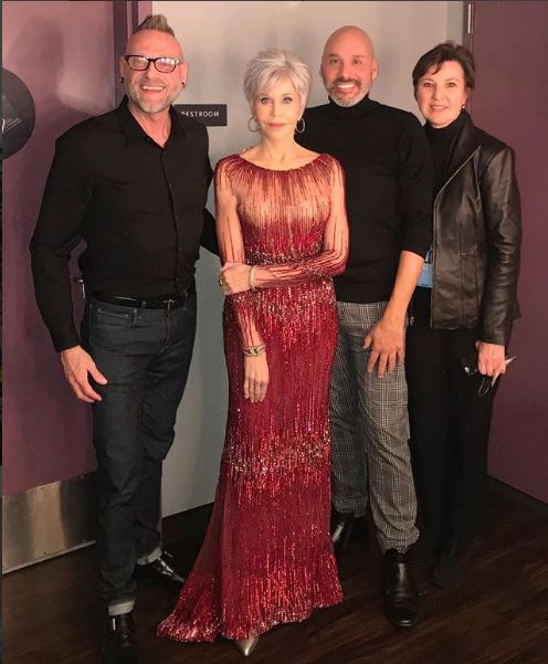 Jane Fonda are 82 de ani