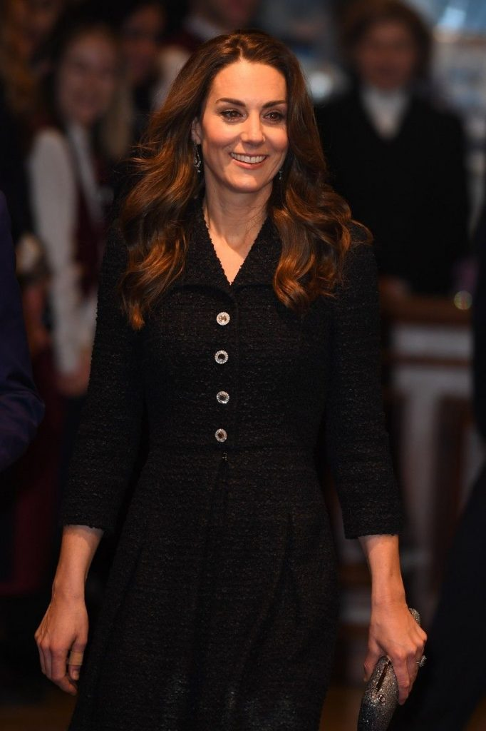 Kate si William au iesit impreuna sa urmareasca un musical