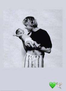 Kurt Cobain si Frances
