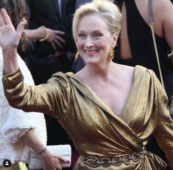 Meryl Streep are 1,67 metri