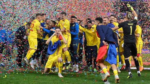 Cine a inventat fotbalul - Naționala de tineret a României