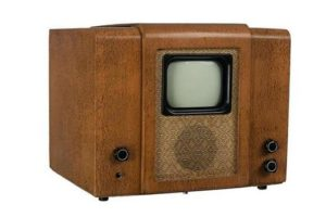 Cine a inventat televizorul - Primul televizor apărut