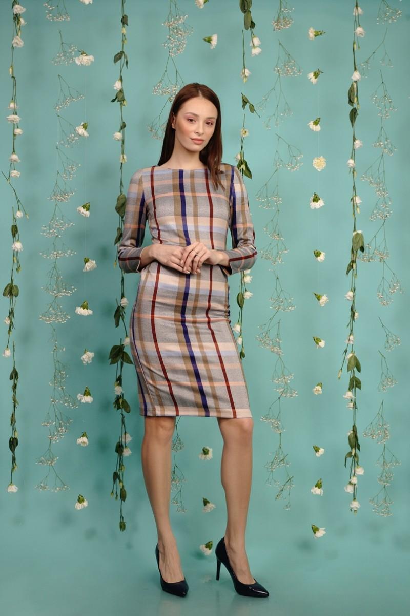 Ce să cumperi la reducerile de primăvară 2020: O rochie cu imprimeu interesant