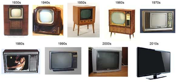 Cine a inventat televizorul - evolutia televizorul de-a lungul timpului