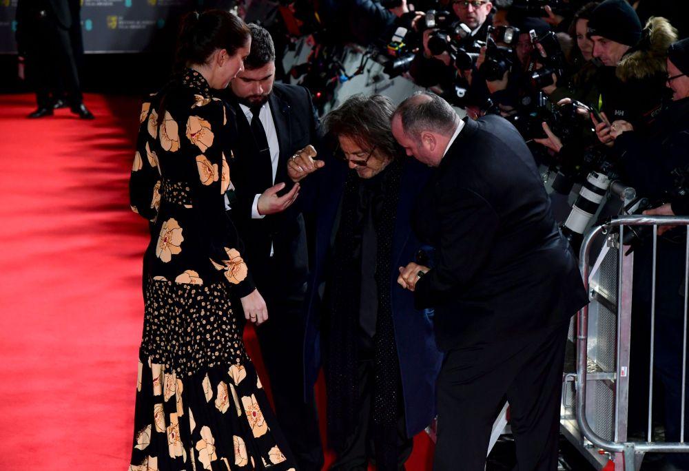 actorul a dat emotii mari tuturor celor prezenti
