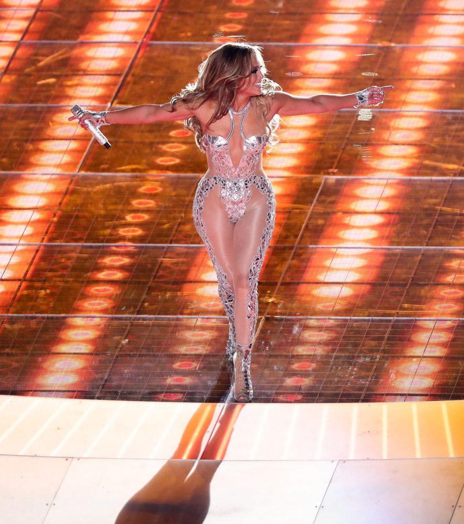 cum arata Jennifer Lopez fara machiaj