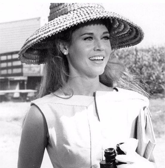 jane fonda, in tinerete