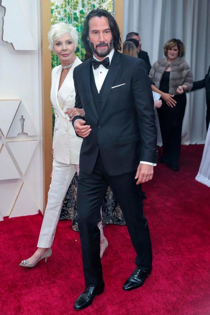 mama lui Keanu Reeves a fost expresia rafinamentului