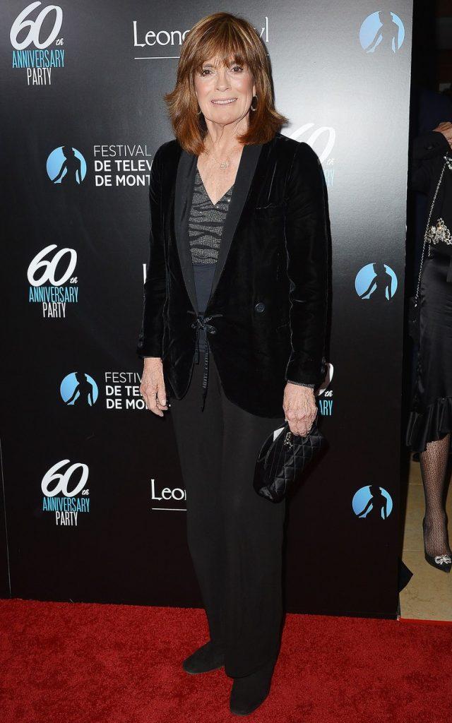 Linda Gray , la Monte-Carlo Television Festival