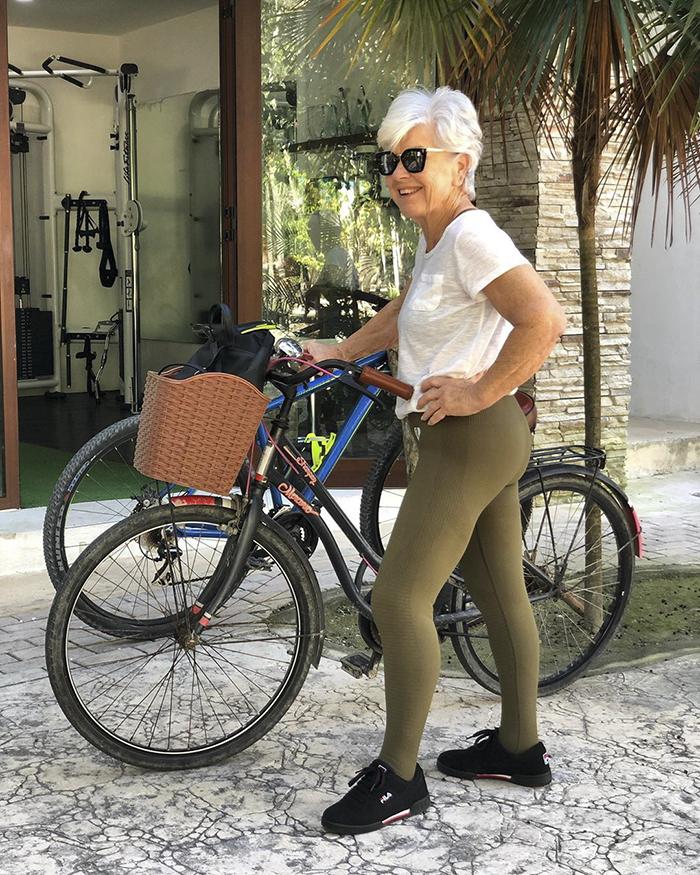 mersul pe bicicleta, una dintre activitatile preferate