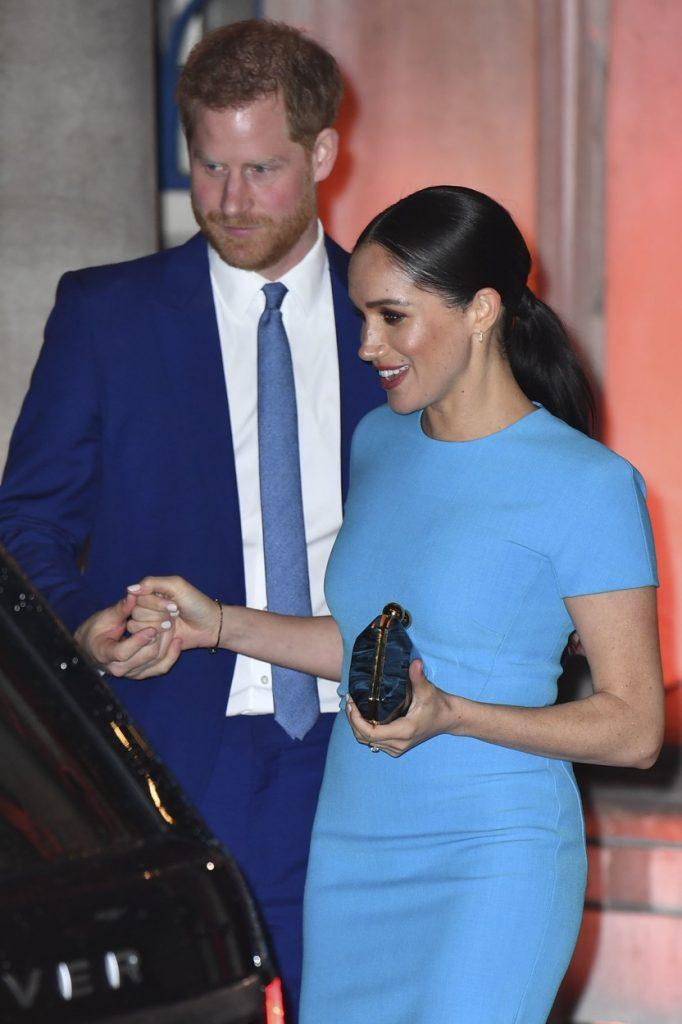Mesajul emoționant al lui Meghan Markle și al prințului Harry despre coronavirus. Cei doi sunt izolați la domiciliu