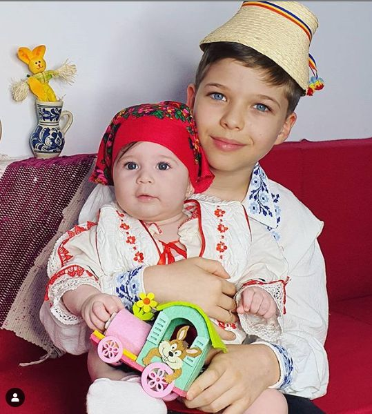 copiii celor doi